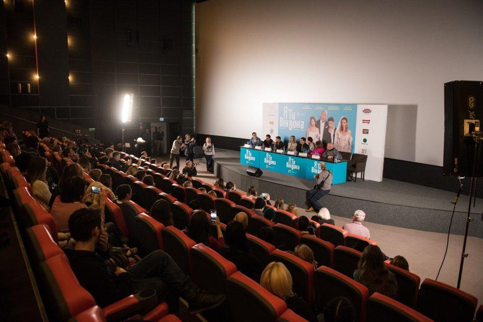 Признания актеров и впечатления зрителей: в Киеве состоялась премьера 'Я, ты, он, она' - фото 165320