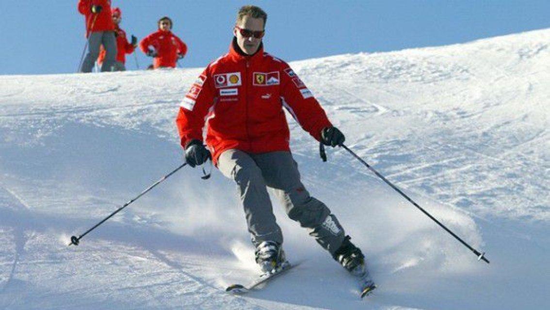 Михаэля Шумахера отключили от жизнеобеспечения - фото 165342
