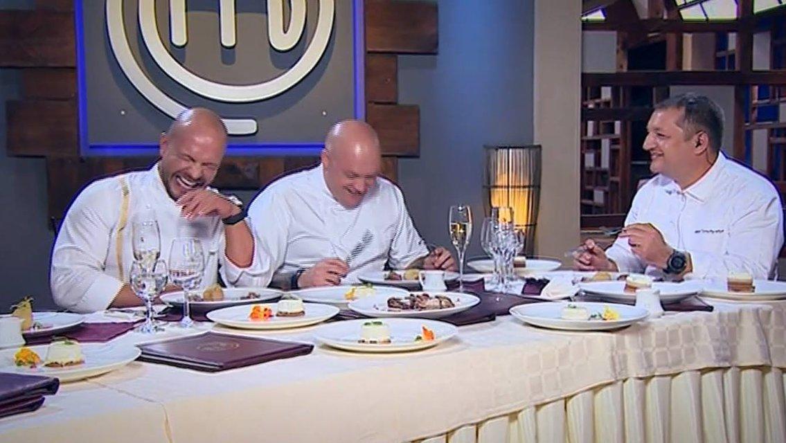 МастерШеф 8 сезон 34 выпуск онлайн: борьба тройки лучших кулинаров-аматоров 8 сезона - фото 165441