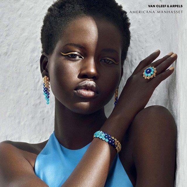 Моделью 2018 года стала 18-летняя темнокожая красавица - фото 165576