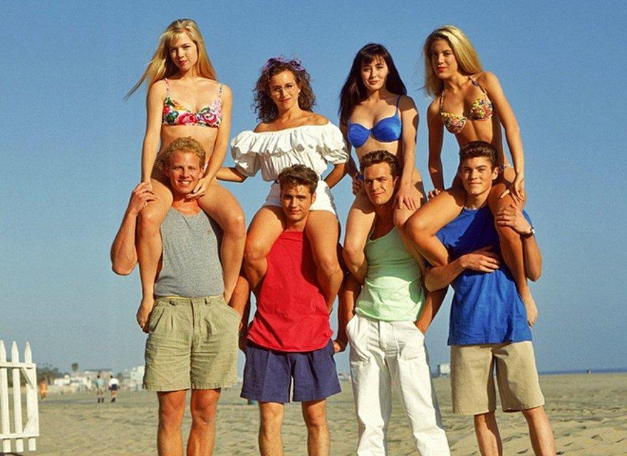 Звезды 'Беверли-Хиллз, 90210' снимутся в перезапуске сериала - фото 165705