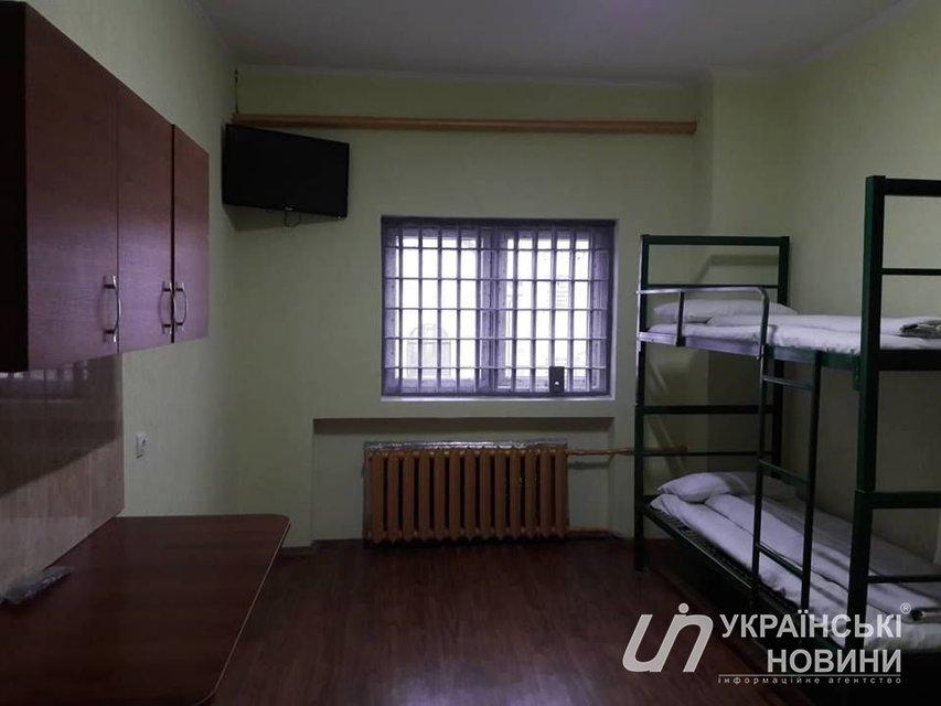 Вечер в хату: в Лукьяновском СИЗО с дикостями и пафосом открыли новый корпус - фото 165787