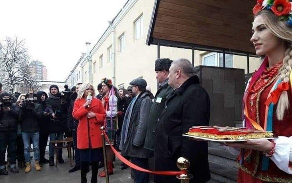 Вечер в хату: в Лукьяновском СИЗО с дикостями и пафосом открыли новый корпус - фото 165788