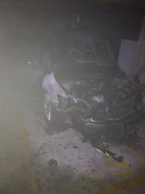 Адвокат террористов пожаловался на поджег машины, намекнув на священников РПЦ (ВИДЕО) - фото 166026