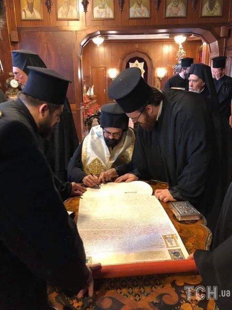 Томос возвращают в Украину: Синод Вселенского патриархата утвердил документ - фото 167479