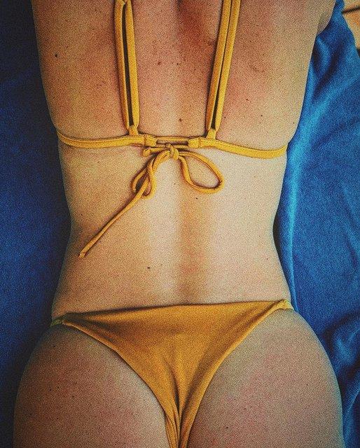 Даша Астафьева поделилась пикантными фото из отпуска - фото 167589