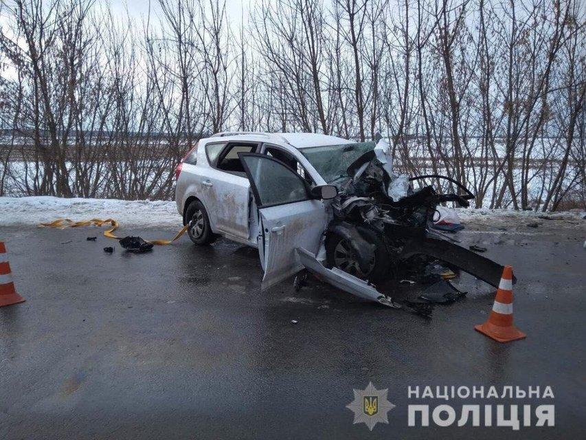 По дороге из Луцка в жутком ДТП погиб баскетболист Романица - фото 167957