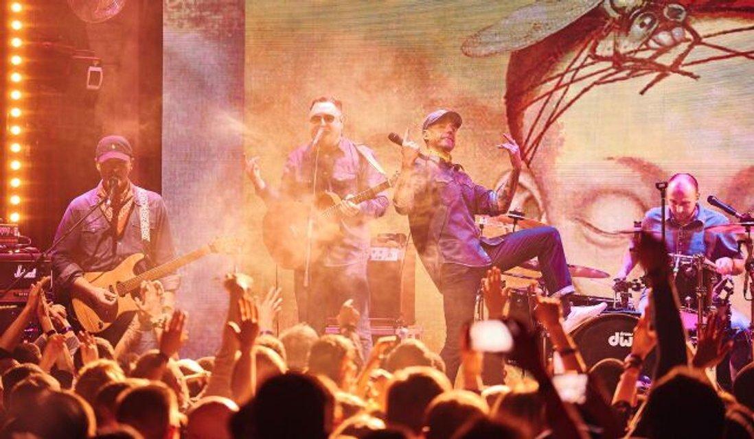 Ляпис 98 взорвали Киев концертом в стиле 90-х - фото 168068