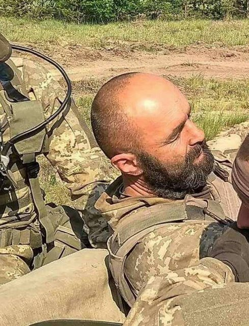 Позывной 'Саид': российские террористы оставили без отца двоих детей - фото 168228