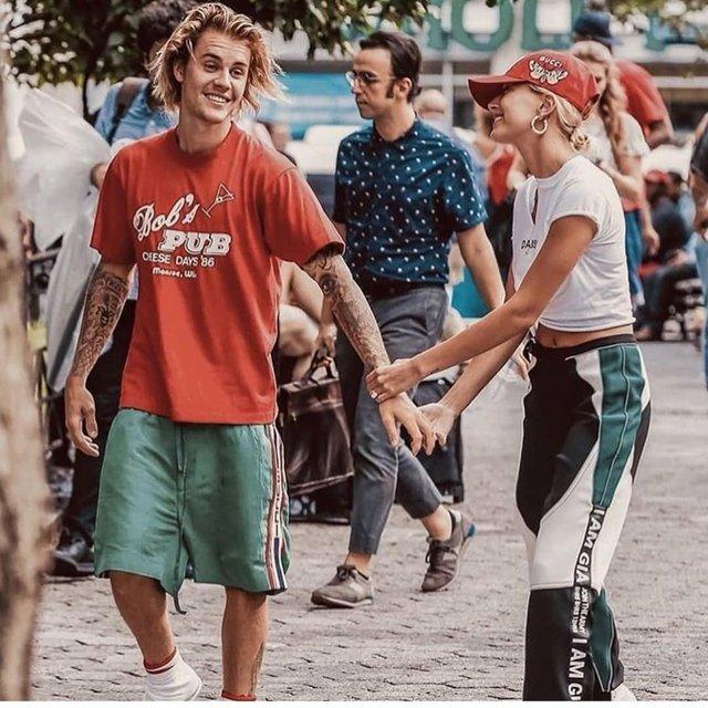 Джастин Бибер и Хейли Болдуин назначили дату свадьбы - фото 168308