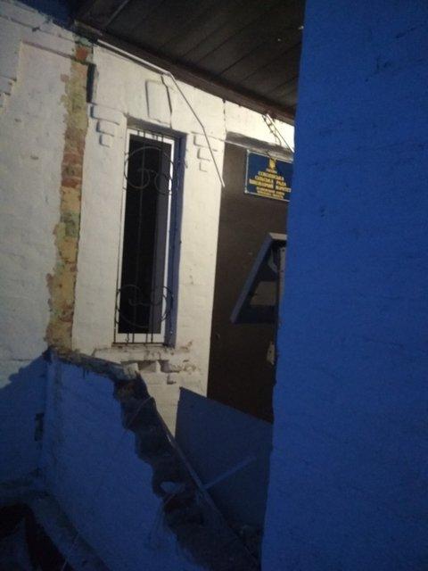 В Черкасской области подорвали банкомат ПриватБанка - фото 169011
