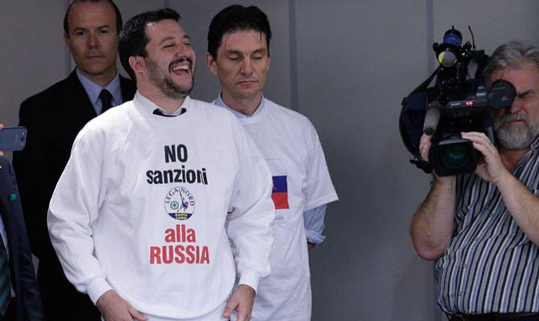 Меркель ведет Германию к российской оккупации - фото 169269