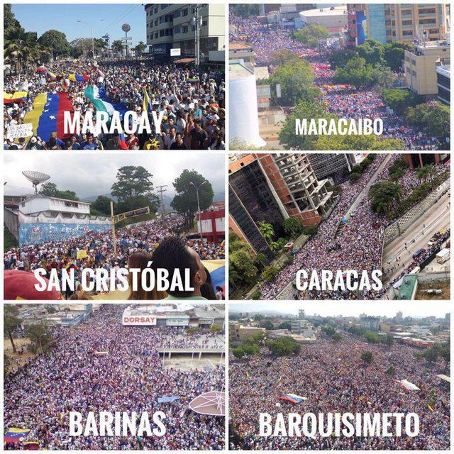 Добро пожаловать в Ростов: Революция в Венесуэле как неизбежность - фото 169385