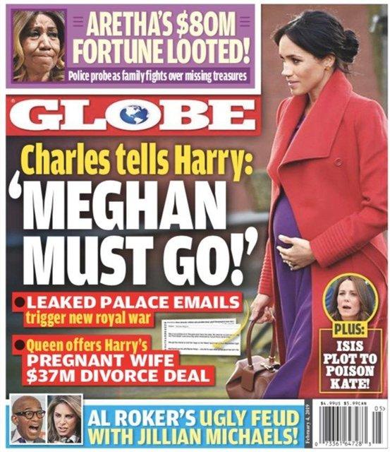 Готова заплатить за развод с принцем Гарри: Елизавета II хочет избавиться от Меган Маркл - фото 169590