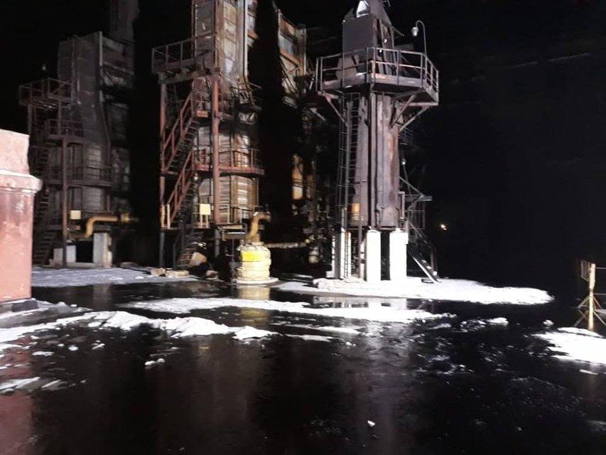 На коксохимическом заводе в Днепропетровской области прогремел взрыв, есть пострадавшие - фото 169999