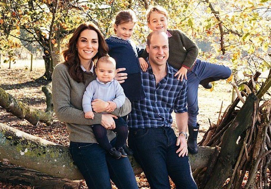 Кейт Миддлтон планирует завести еще одного ребенка - фото 170049