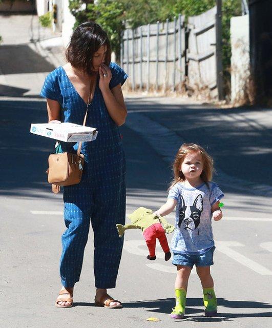 И они туда же: Ченнинг Татум и Дженна Деван не могут поделить ребенка - фото 170154