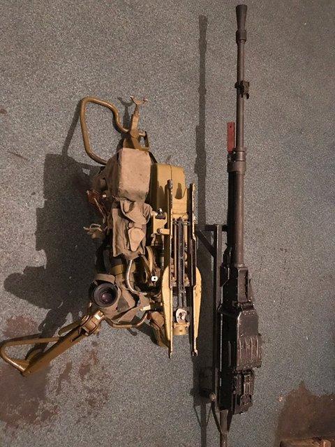 Разведчики ООС попали в засаду русских на Донбассе и всех убили - фото 170178