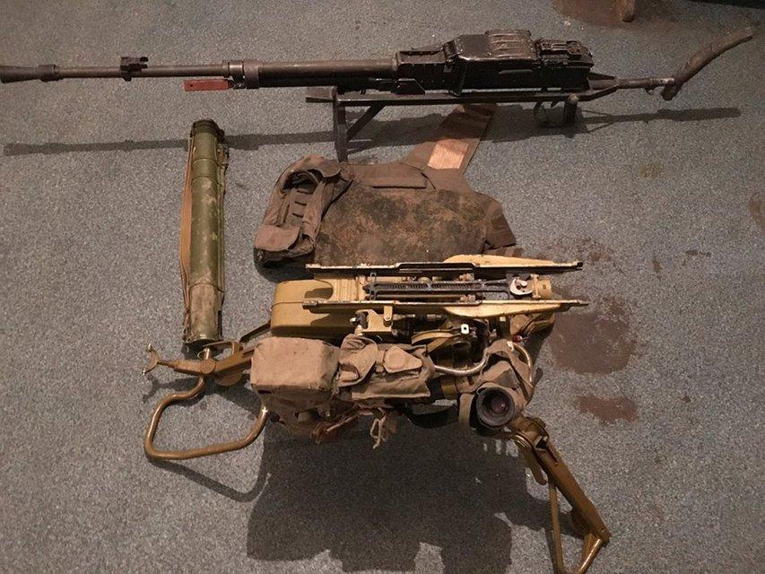 Разведчики ООС попали в засаду русских на Донбассе и всех убили - фото 170179