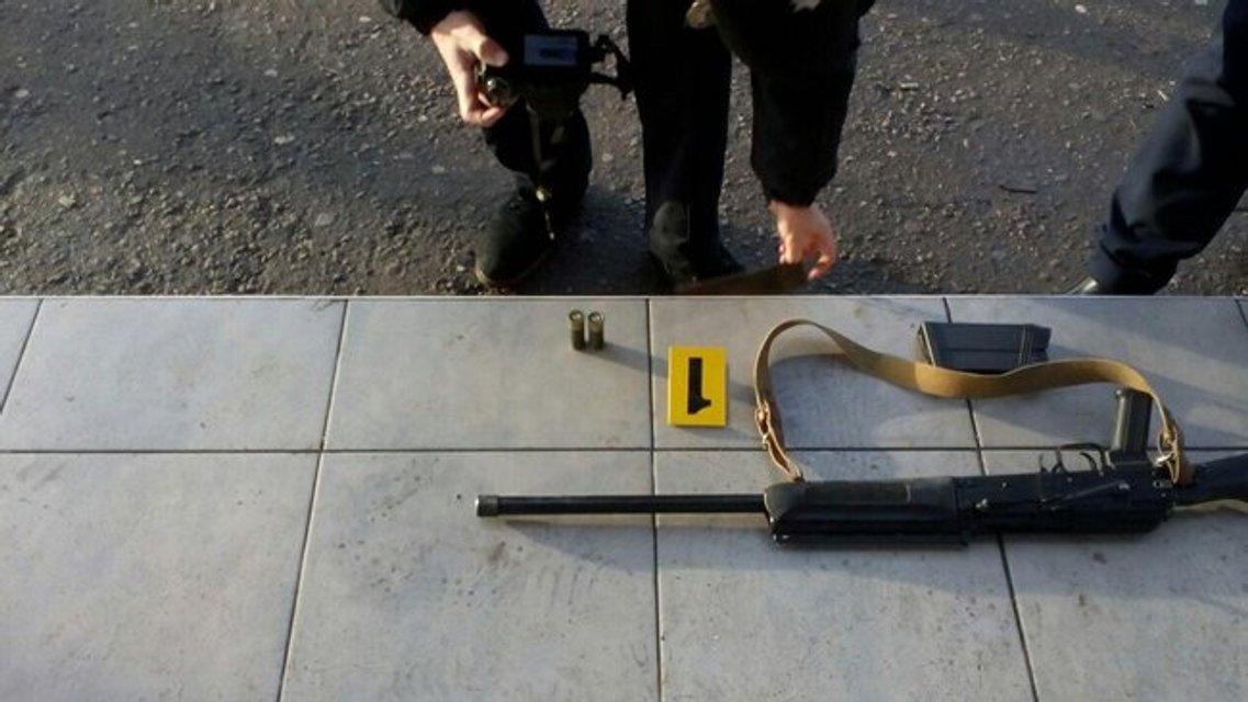 Возле николаевского суда расстреляли семью одесситов - фото 170274