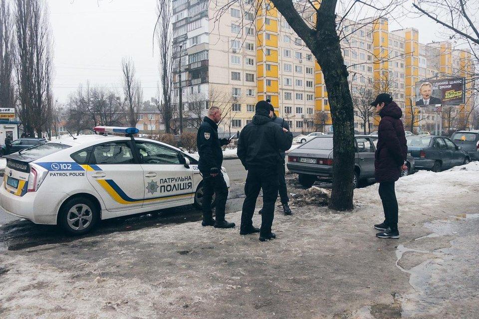 В Киеве выстрелили в глаз 5-летнему мальчику (фото) - фото 170657