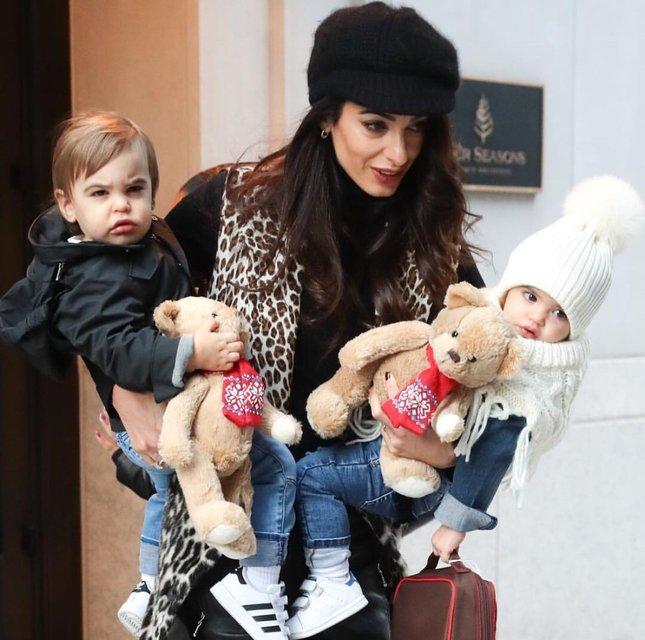 Они просто разные: известны новые подробности развода Джорджа и Амаль Клуни - фото 170852
