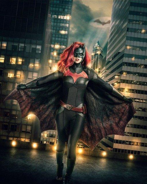 Руби Роуз в образе Бэтвумен - первое фото - фото 170893