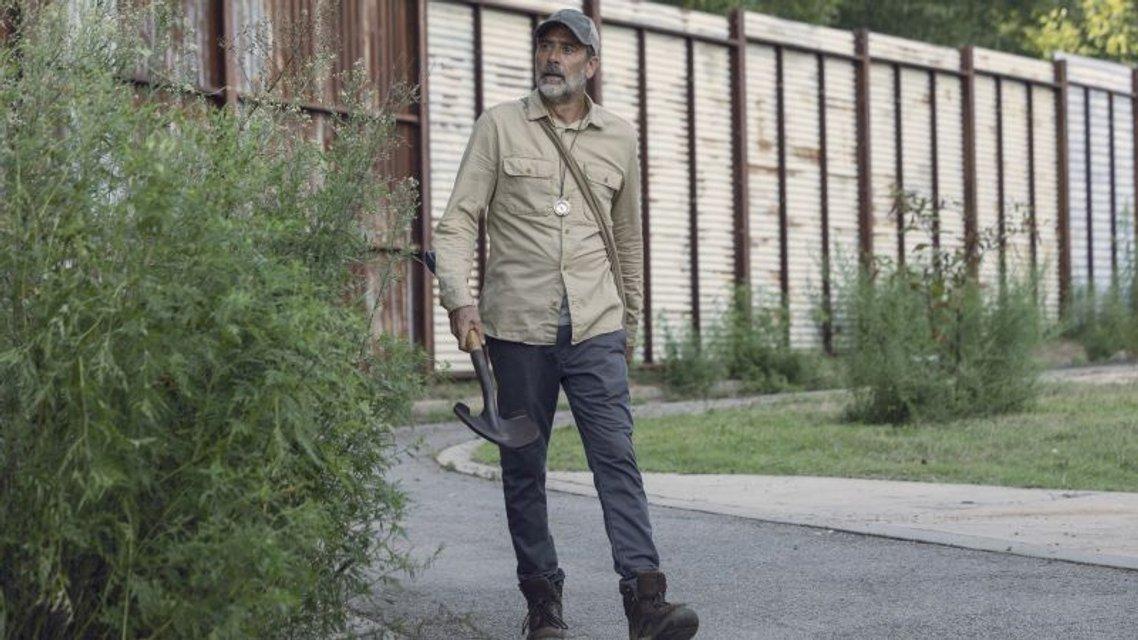 9 серию 9 сезона Ходячих мертвецов слили в сеть за неделю до даты выхода - фото 171009