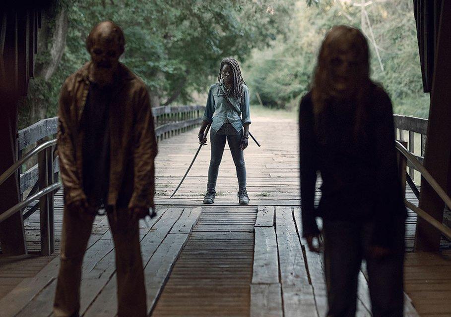 9 серию 9 сезона Ходячих мертвецов слили в сеть за неделю до даты выхода - фото 171010
