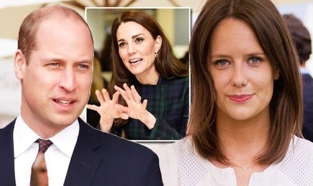 В сети обсуждают сходство Кейт Миддлтон с бывшей девушкой принца Уильяма - фото 171015
