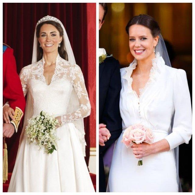 В сети обсуждают сходство Кейт Миддлтон с бывшей девушкой принца Уильяма - фото 171018