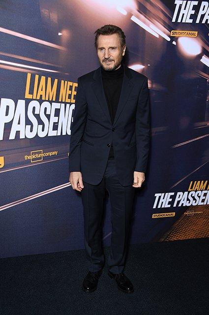 Голливудский актер Лиам Нисон признался, что хотел убить темнокожего - фото 171058