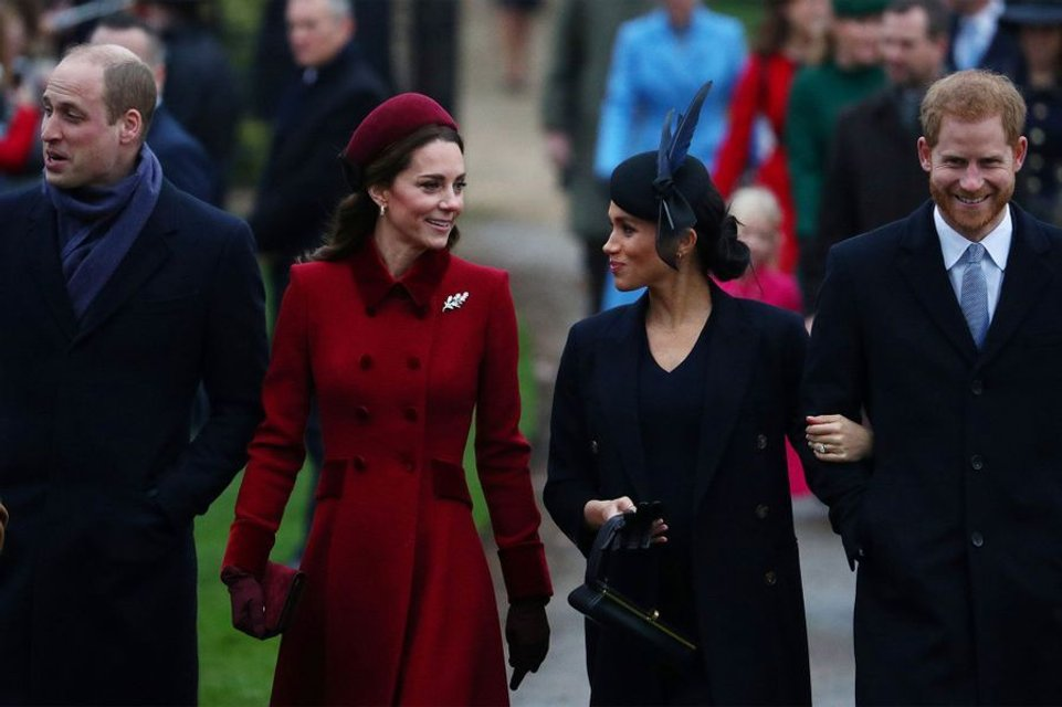 Кейт против Меган: королевский эксперт назвала причины вражды между герцогинями - фото 171108