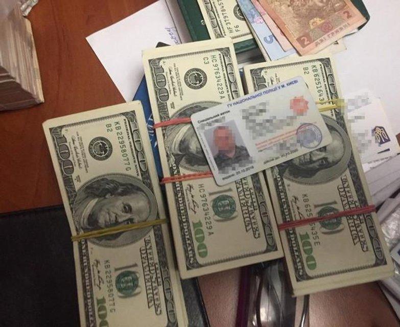 Топовый полицейский Киева требовал 34 тысячи долларов за расследование кражи - фото 171113