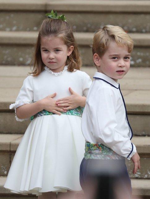 Завтрак принцессы: Кейт Миддлтон рассказала о пристрастиях Шарлотты - фото 171322