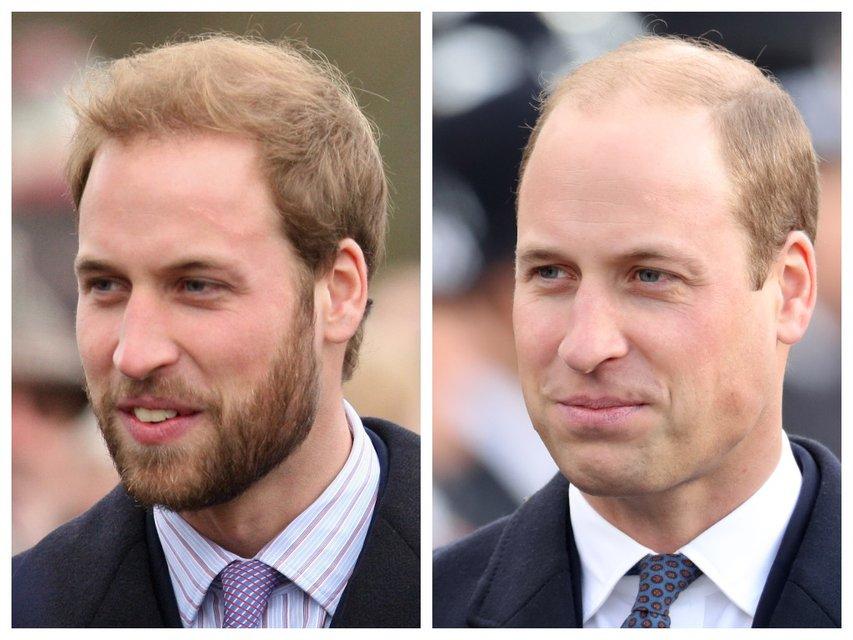 Слишком брутально: поклонники отыскали фото принца Уильяма с бородой - фото 171581