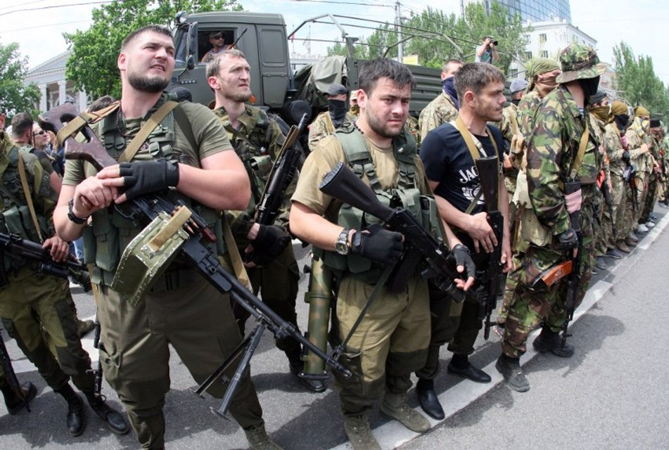 Ойся, ты ойся: в РФ отправили на Донбасс гибридный вид казаков-кадыровцев - фото 172476