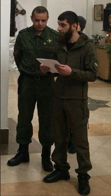 Ойся, ты ойся: в РФ отправили на Донбасс гибридный вид казаков-кадыровцев - фото 172477