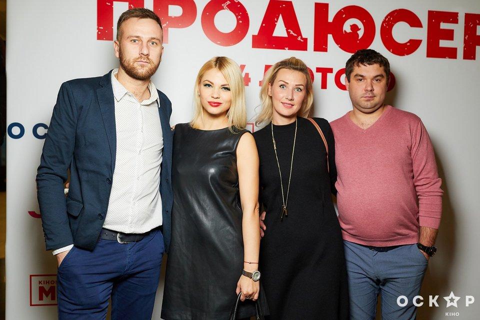 Продюсер: в Киеве состоялась премьера комедийного фильма - фото 172636