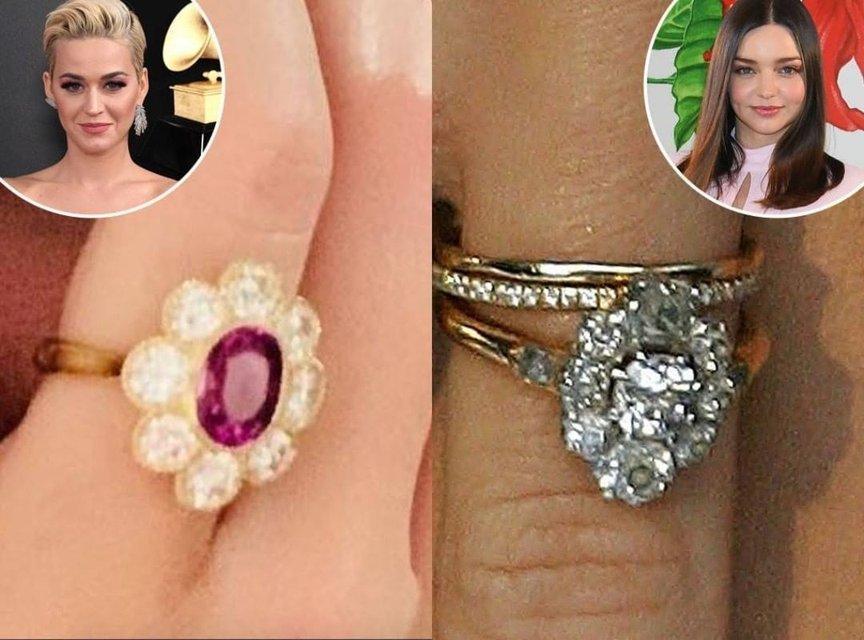 Орландо Блум подарил Кэти Перри такое же кольцо, как и бывшей жене - фото 172922