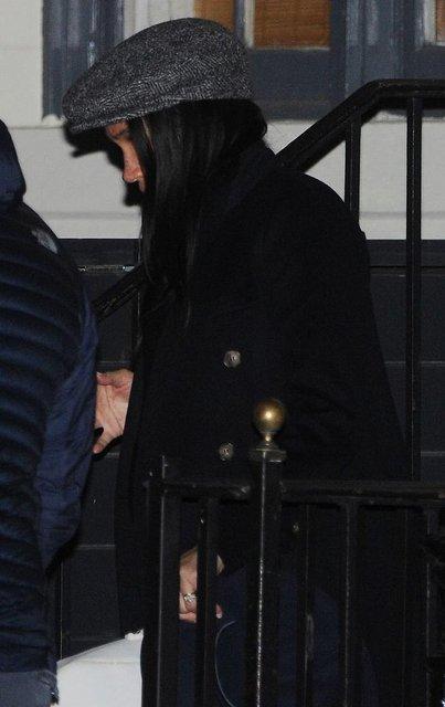 Меган Маркл тайно улетела в Нью-Йорк, чтобы повеселиться на вечеринке - фото 173077