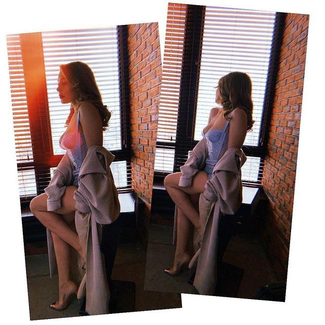 Тина Кароль засветила грудь - фото 173185