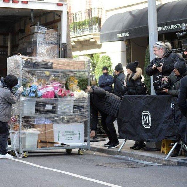 Как Меган Маркл отгуляла вечеринку в Нью-Йорке (фото) - фото 173244