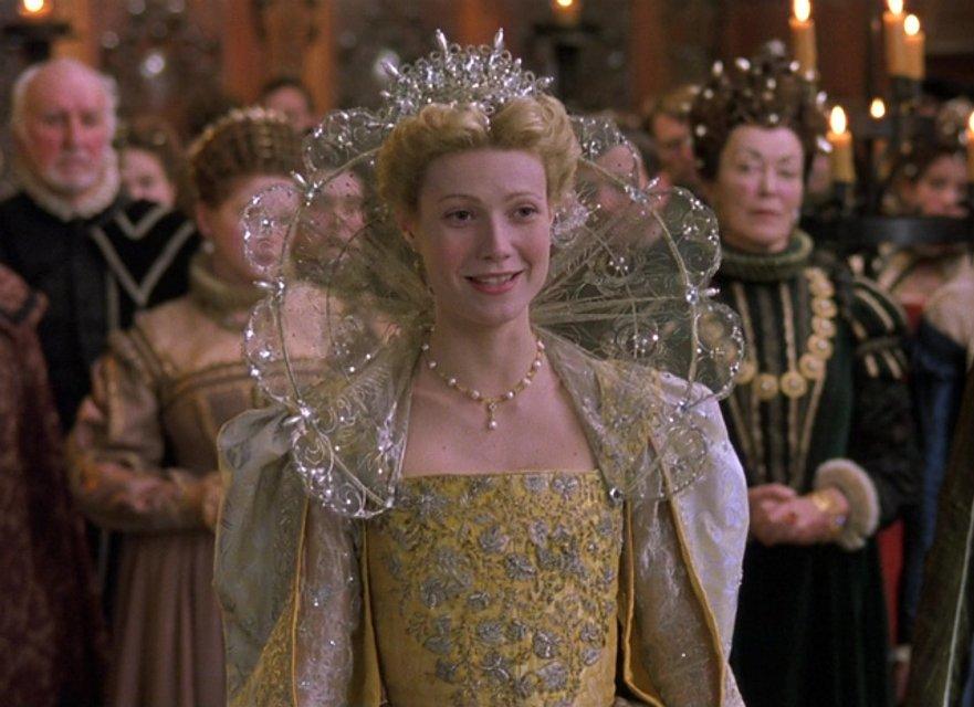 Гвинет Пэлтроу хотела отказаться от оскароносной роли из-за Брэда Питта - фото 173259