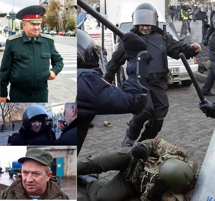 Избивавший активистов Майдана полковник Нацгвардии вскоре получит генерала (ФОТО) - фото 173263