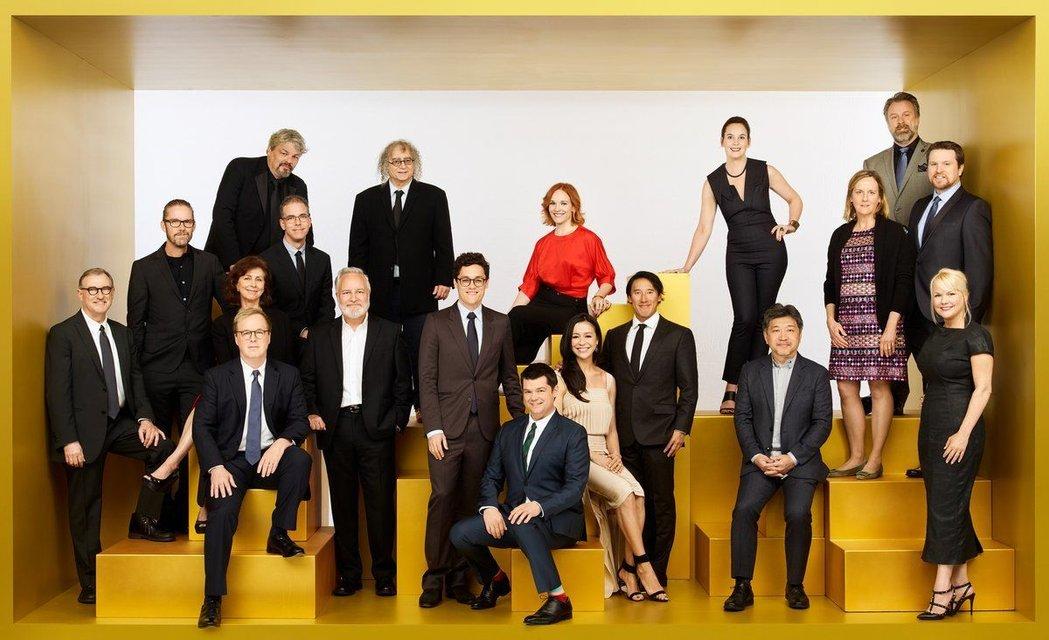 91-й Оскар о них: Американская киноакадемия собрала всех номинатов в одной фотосессии - фото 173536