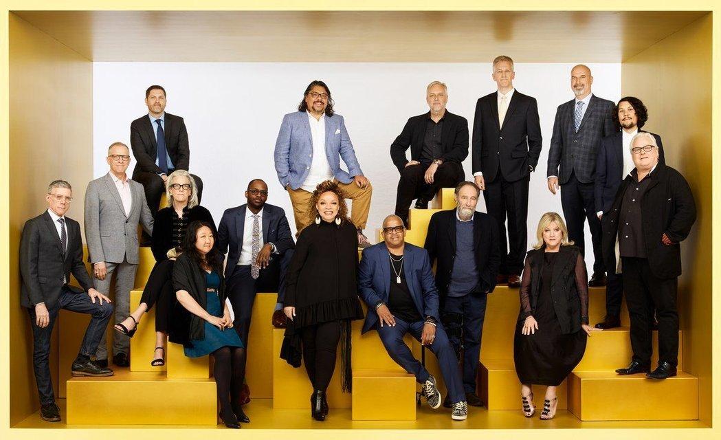 91-й Оскар о них: Американская киноакадемия собрала всех номинатов в одной фотосессии - фото 173537