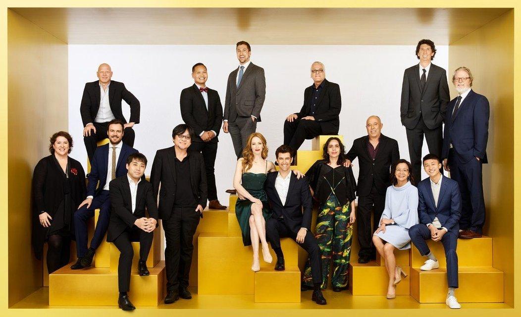 91-й Оскар о них: Американская киноакадемия собрала всех номинатов в одной фотосессии - фото 173539