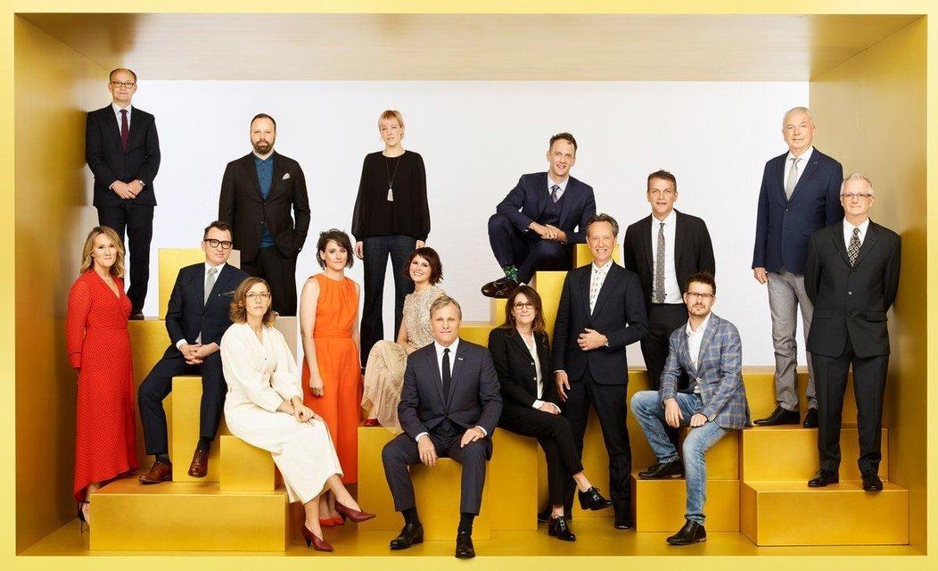 91-й Оскар о них: Американская киноакадемия собрала всех номинатов в одной фотосессии - фото 173540