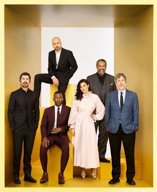 91-й Оскар о них: Американская киноакадемия собрала всех номинатов в одной фотосессии - фото 173541